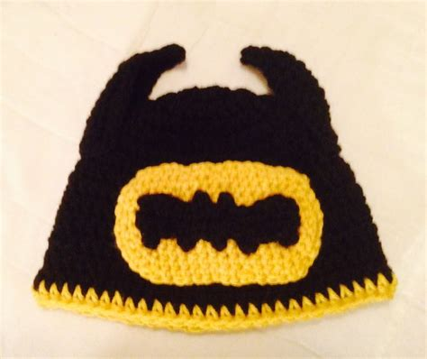 crochet pattern batman logo pin by niria llanos on things i ve made pinterest