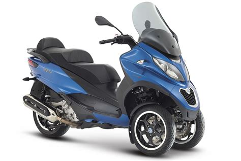 big three wheeled scooters denied visordown