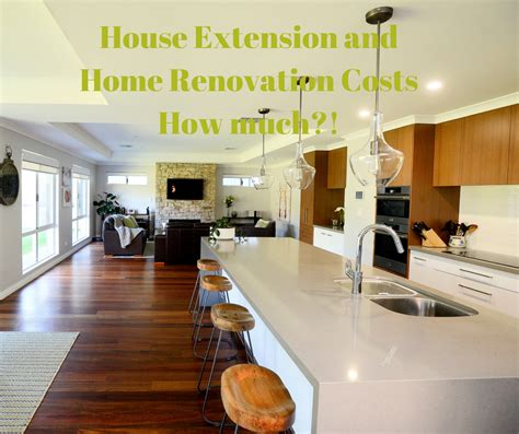 renovation house cost house extension costs explained by perth renovation builder amerex