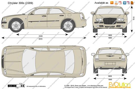 Chrysler 300 Dimensions by Chrysler 300c Dimensions 2007