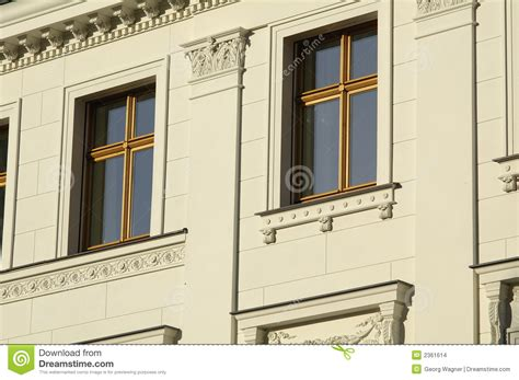 windows for front of house window front of a berlin house stock images image 2361614