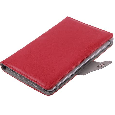 Leathercase All Tablet 6 8 7 Inch 8 colors folio pu leather cover stand for 7 quot inch q8
