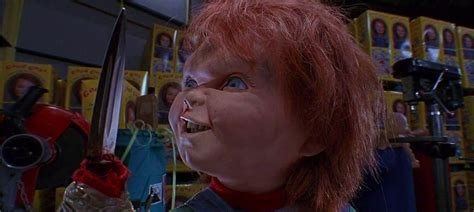 film chucky part 1 friends til the end child s play 2 1990 flip the truck