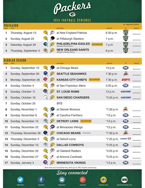printable packers schedule search results for detroit lions schedule 2015 2016
