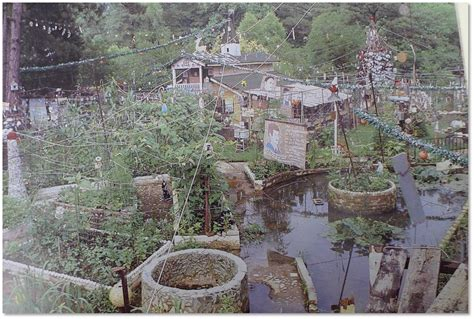 Howard Finster Paradise Gardens by Ncptt Planning To Stabilize Document Conserve And
