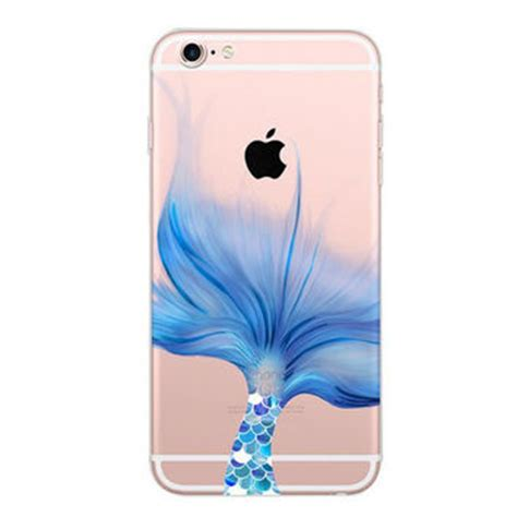 Mermaid Fish Iphone 7 shop mermaid silicone tails on wanelo