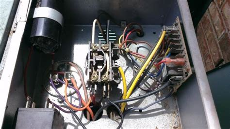 honeywell compressor contactor upgrade problem