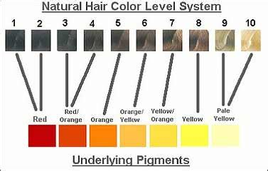 hair color types hair color types hair color formula hair coloring types