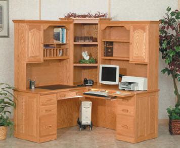 Solid Wood Corner Desk With Hutch Corner Desk With Hutch Solid Wood Corner Desk With Hutch Design You Need Whomestudio