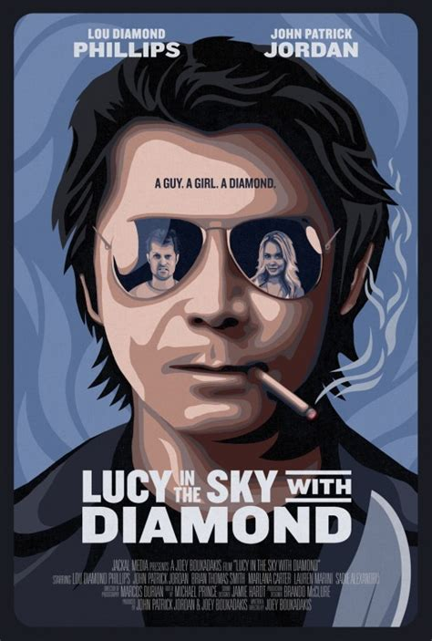 Film Lucy In The Sky With Diamonds | lucy in the sky with diamond short film poster sfp gallery
