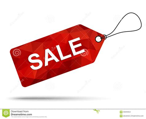 sale tags vector illustration with hand drawn ink