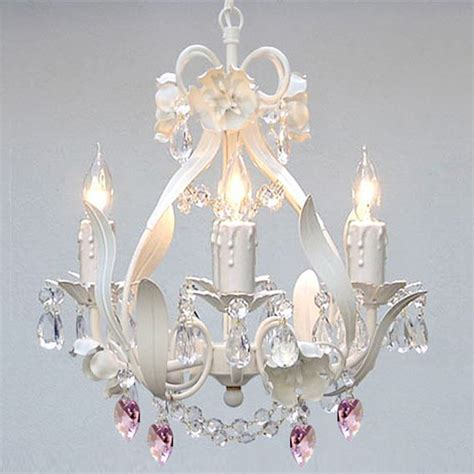 Mini Chandelier For Room Wrought Iron And Mini 4 Light Chandelier