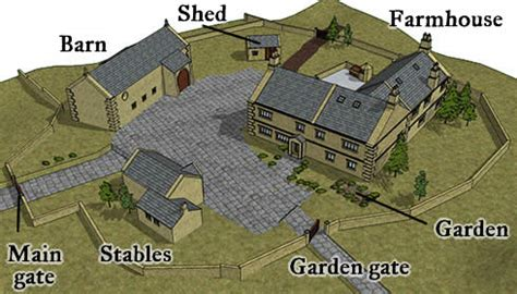 How To Build A Horse Barn In Minecraft Wuthering Heights The Home Of The Earnshaws