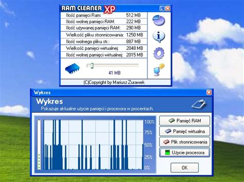 windows ram cleaner ram cleaner xp 1 40 pobierz za darmo