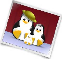 Photo Clipart Happy Penguins Family Photo Clip At Clker Vector