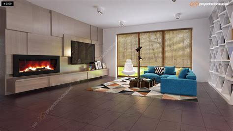 chimenea y television salon con chimenea y television top tv decoracin chimenea