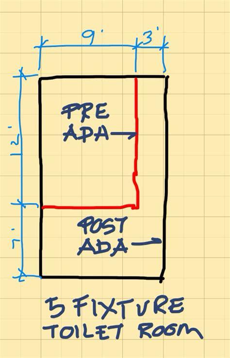 ada toilet layout simple ada bathroom layouts residential