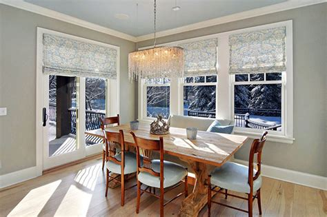 dining room window treatment ideas 20 dining room window treatment ideas house decorators