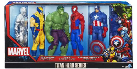 Marvel Titan Series Iron With Hover Pack Original Hasbro marvel titan series iron captain