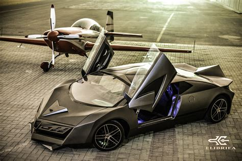 Qatar's first concept sports car unveiled at motor show