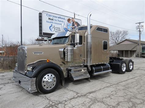 2000 kenworth for 2000 kenworth w900l conventional trucks for sale 53 used
