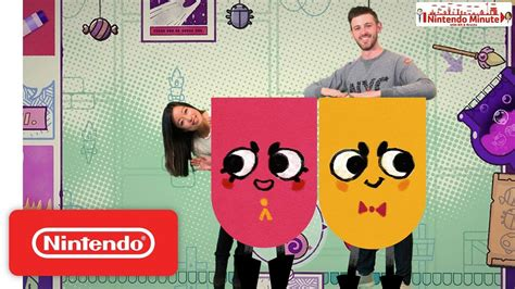 Nintendo Switch Switch Snipperclips Plus Cut It Out Together Us snipperclips plus cut it out together co op puzzling nintendo minute nintendo switch