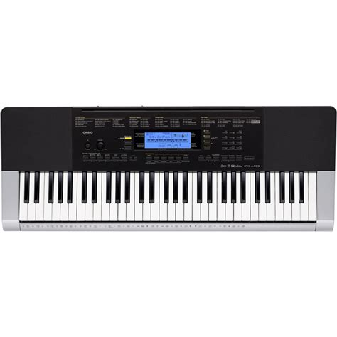 Keyboard Casio casio ctk 4400 portable keyboard at gear4music