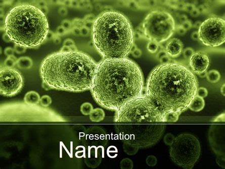 Virology Powerpoint Templates And Backgrounds For Your Presentations Download Now Virus Powerpoint Template Free