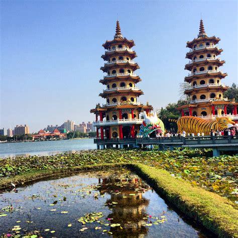 kaohsiung taiwan lotus lake expat kid forever