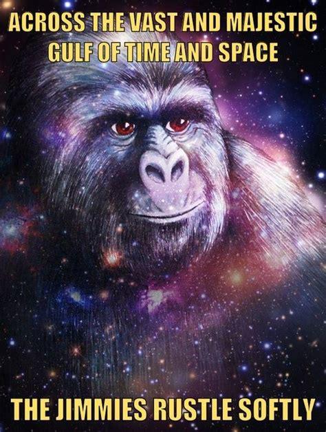 Gorilla Munch Meme - the jimmy rustlers jimmy rustling archive fimfiction net