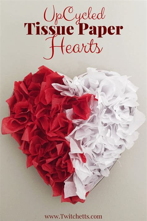 valentines decorations tissue paper s day decorations twitchetts