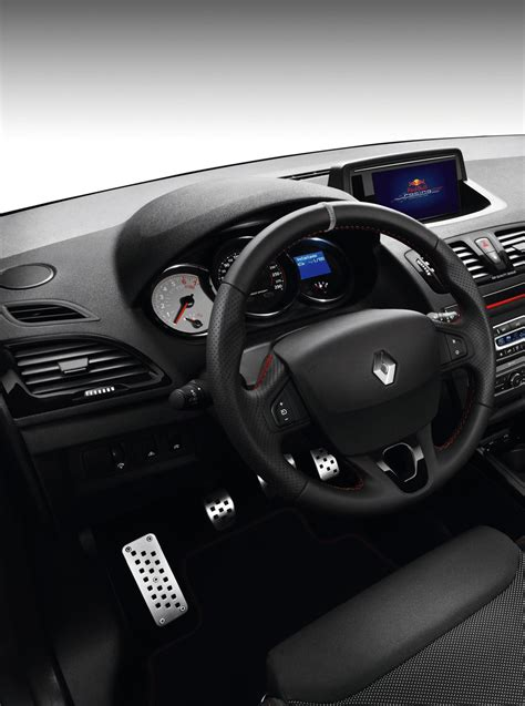 renault megane 2014 interior 2014 renault megane rs 265 red bull rb8 limited edition