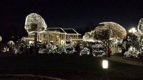 twitty city christmas lights lights picture of city hendersonville tripadvisor