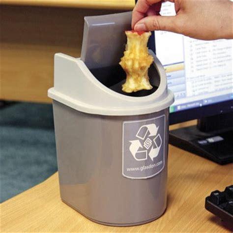 desk recycling bins nexus 174 2 5 desktop recycling unit by glasdon