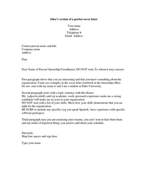 the best cover letter how to write my cover letter