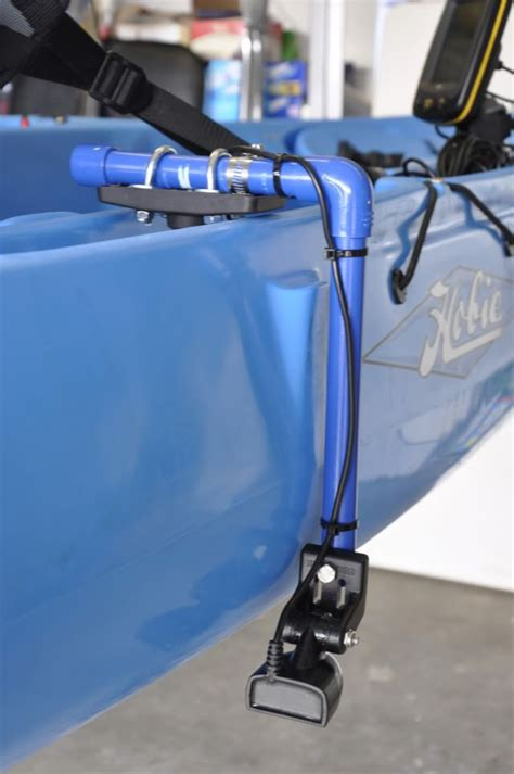 jon boat depth finder mounts kayak transducer mounts google search kayak