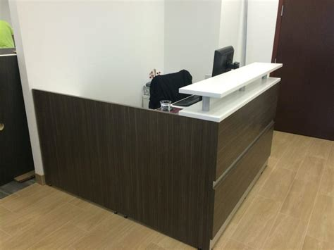 Affordable Reception Desk New Office Reception Area Affordable Modern Reception Desk At Furniture Finders