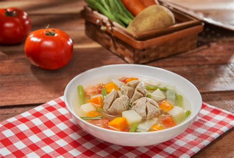 resep  masak tumis buncis daging giling royco