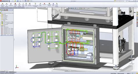 tutorial solidworks electrical 2014 dise 241 o el 233 ctrico solidworks electrical araworks