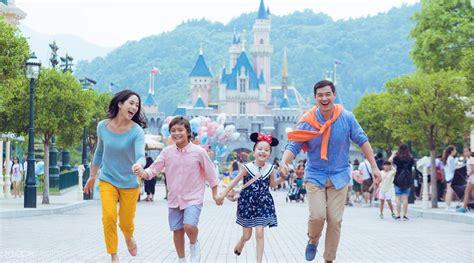 Hong Kong Disneyland 1day Pass Anak hong kong disneyland ticket klook