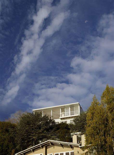 turnbull architects sausalito hillside remodel by turnbull griffin haesloop
