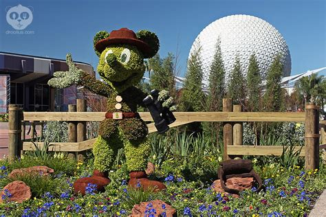 Garden Festival 2016 Epcot International Flower Garden Festival Outdoor