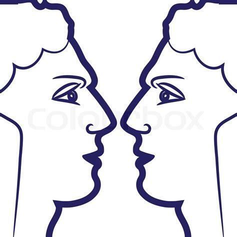 zwilling sternzeichen sternzeichen zwilling logo symbol skizze stil t 228 towierung