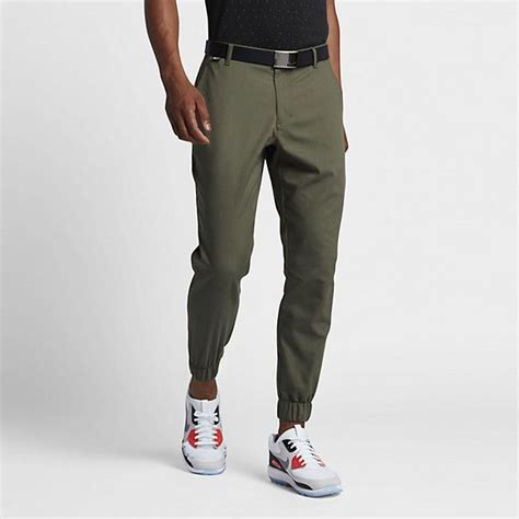 nike oxford jogger mens golf pants mens fashion golf