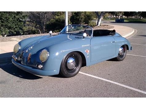 porsche speedster for sale 1957 porsche speedster for sale classiccars com cc 386873