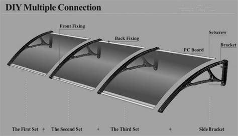 polycarbonate door awning online buy wholesale polycarbonate sheets from china polycarbonate sheets wholesalers