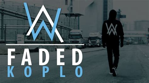 alan walker versi naruto alan walker faded versi koplo evp remix youtube