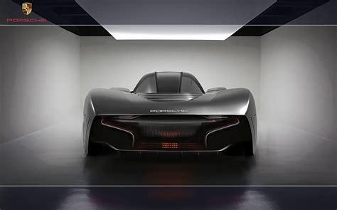 porsche 911 supercar designer conceptualises future porsche 911 supercar