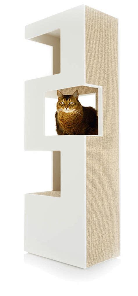 Kratzbaum Design Wohnung by Design Katzenbaum Katzenm 246 Bel F 252 R Die Moderne Wohnung