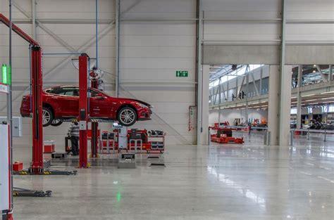 Tesla Netherlands Factory Tesla Opens New Factory Autocar